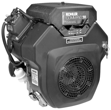free kohler engine delivery to 48 usa states!